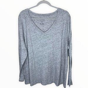 Sonoma Gray long sleeve shirt